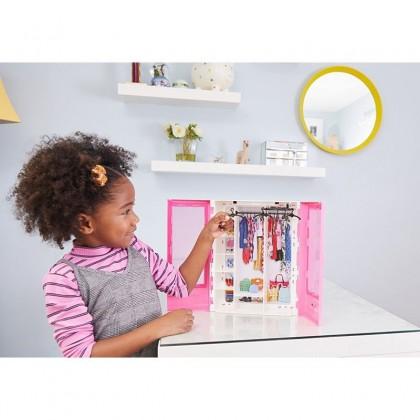 Barbie Fashionistas Ultimate Closet Accessory Toys for Kids Girls Boys