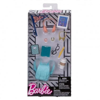 Barbie Fashion School Spirit Accessory Pack (FND48) Toys for Kids Girls Boys