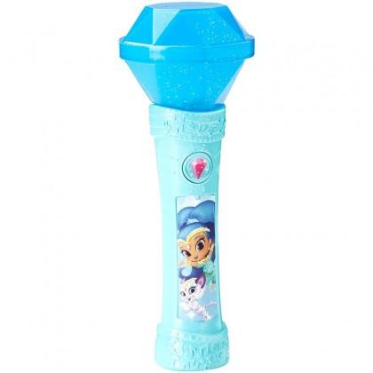 Shimmer and Shine Shimmer Genie Gem Microphone - Blue (DMW87)