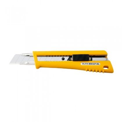 OLFA Cutter Anti-Slip Elastomer Grip Auto Lock (NL-AL)