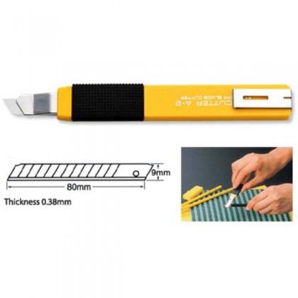 OLFA Cutter Anti-Slip Rubber Grip (A-2)
