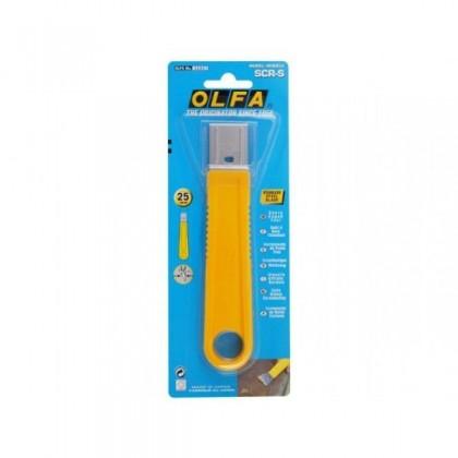 OLFA Compact Scraper 25mm (S) (SCR-S)