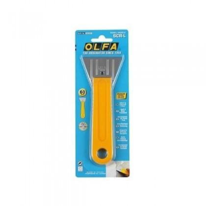 OLFA Compact Scraper 60mm (L) (SCR-L)