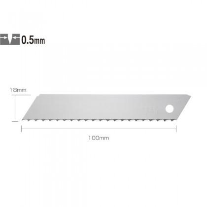 OLFA Blades (L) Solid Waved (LWB-3B)