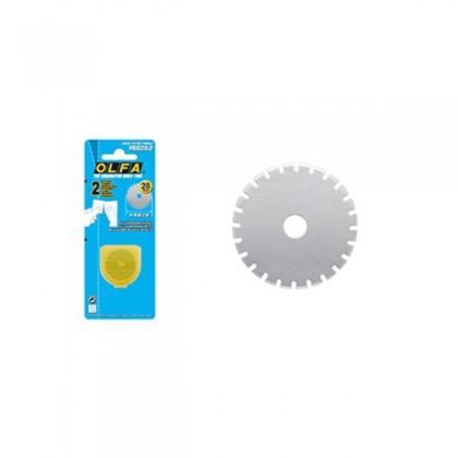 OLFA Cutter Blade Perforation (PRB28-2)