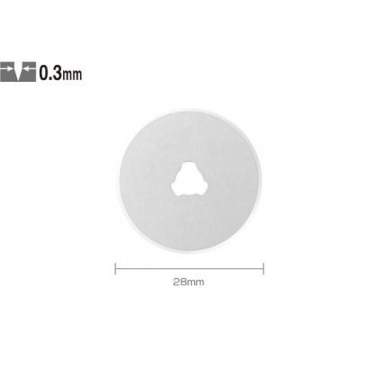 OLFA Cutter Blade Rotary 28mm (RB28-2)