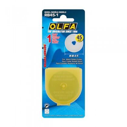 OLFA Cutter Blade Rotary 45mm (RB45-1)