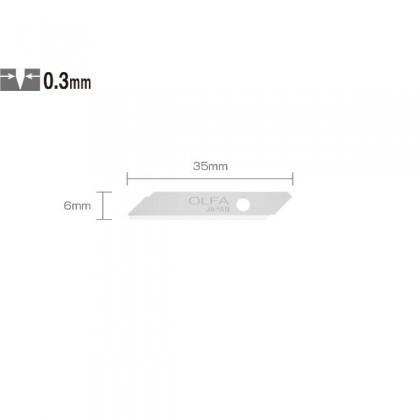 OLFA Blades For Model (TSB-1)