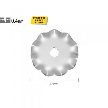OLFA Cutter Blade Wave (WAB45-1)