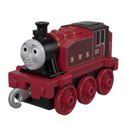 Thomas & Friends Trackmaster Push Along Metal Train Engine -  Rosie (GCK93)