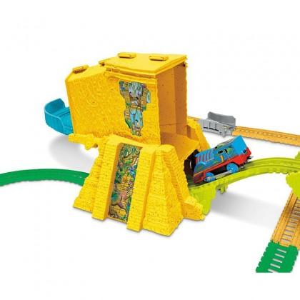 Thomas & Friends TrackMaster Turbo Jungle Set