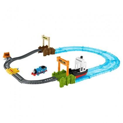 Thomas & Friends TrackMaster Boat & Sea Set