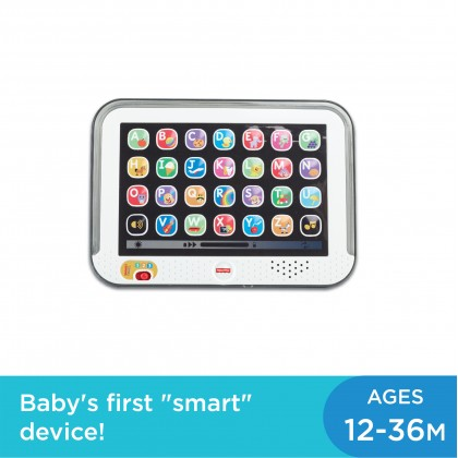 Fisher Price Laugh & Learn Smart Stages Tablet Electronic Education Toys for Kids Boys Girls Baby