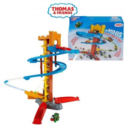 Thomas & Friends Mini Twist-N-Turn Stunt Set