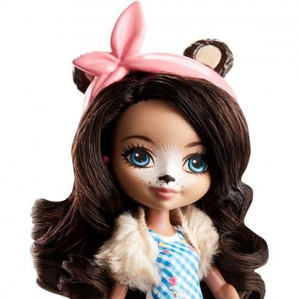 Enchantimals Paws for a bear Picnic Doll Set