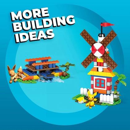 Mega Construx Pokemon 450 Piece Building Box
