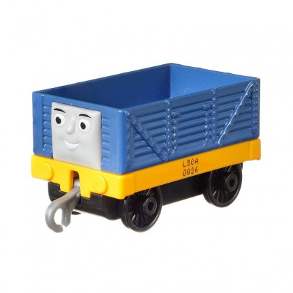Thomas & Friends Trackmaster Push Along Metal Train Engine - Troublesome (GCK93)