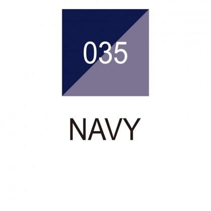 ZIG Memory System Brushables 035 Navy - MS-7700/035