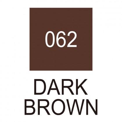 ZIG Clean Color Real Brush 062 Dark Brown - RB-6000AT/062