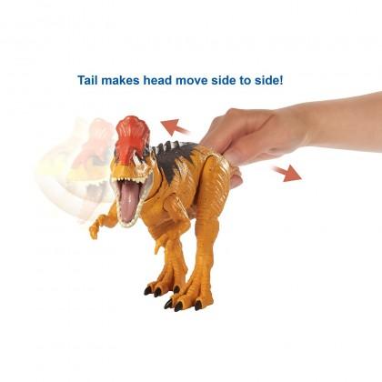 Jurassic World Sound Strike Cryolophodaurus Dinosaur Action Figure (GJN64)