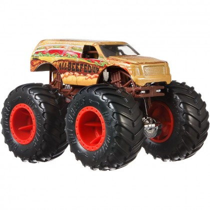Hot Wheels Monster Trucks 1:64 Collection - All Beefed Up (FYJ44)