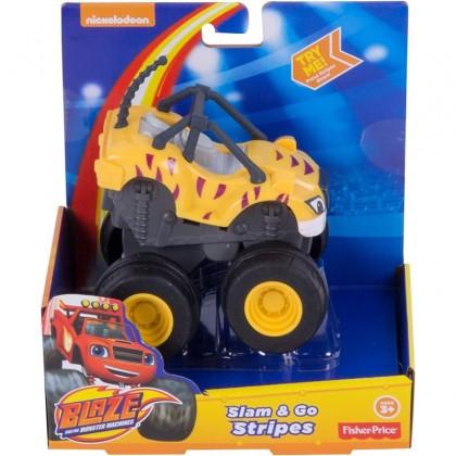 Nickelodeon™ Blaze and the Monster Machines™ Slam & Go Stripes (CGK22)