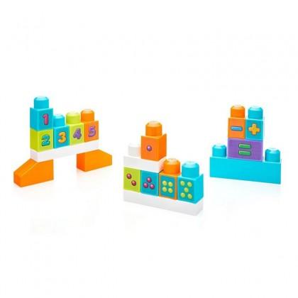 Mega Bloks Building Basics Stack & Learn Math