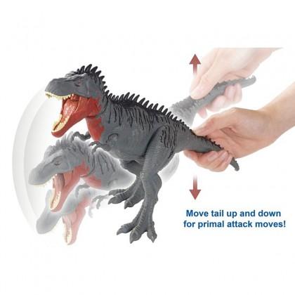 Jurassic World Massive Biters Tarbosaurus Larger-Sized Dinosaur Action Figure (GJP32)