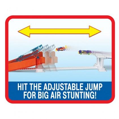 Hot Wheels Drop Race Jump Track Set