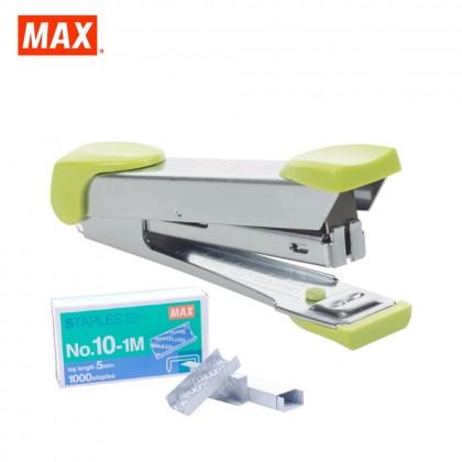 MAX Stapler + Staples Bundle 100% Original Made In Japan HD-10K