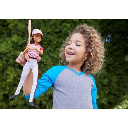 Barbie Olympic Games Tokyo 2020 Softball Doll (GJL73)