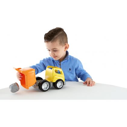 Fisher Price Little People Dump Truck (DNM75)