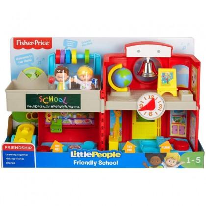 Fisher Price Little People Friendly School
