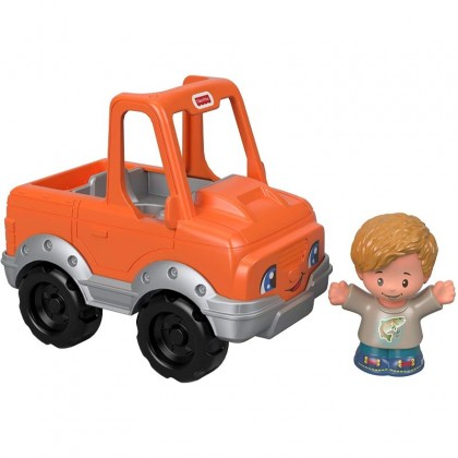 Fisher Price Little People Help A Friend Pick Up Truck (GGT33)