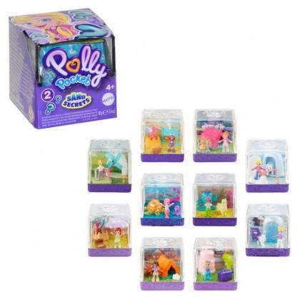 Polly Pocket Sand Secrets Scene