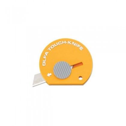 OLFA Touch Knife (TK-4) - Yellow