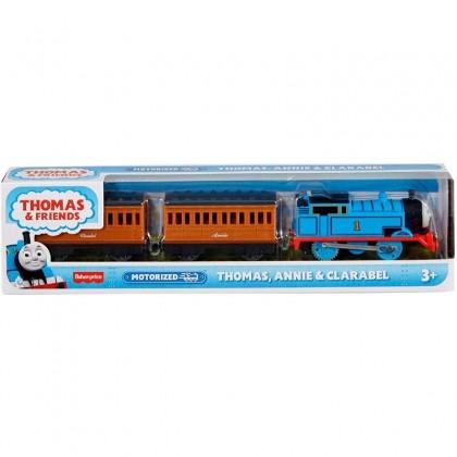 Thomas & Friends TrackMaster Motorized Thomas, Annie & Clarabel  (FTF31)