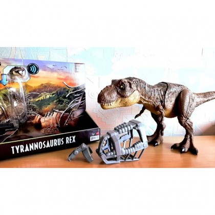 Jurassic World Stomp Dino Escape Tyrannosaurus Rex