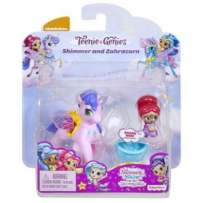Shimmer and Shine Teenie Genies Shimmer and Zahracorn (FPV96)