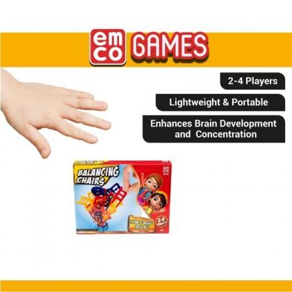EMCO IQ Games Balancing Chair [2-4 Players] Kids Toys Educational Games Fun Play