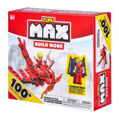 Zuru Max Build More 100 - Dragon Attack