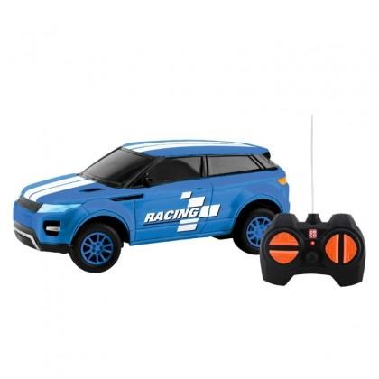 EMCO Speed Demonz Street Kings Mini RC Blue Kids Toys