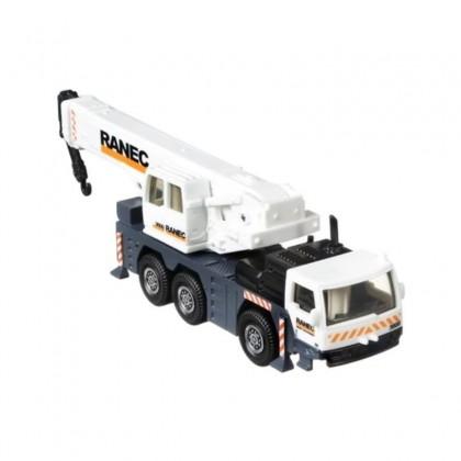 Matchbox Working Rigs MBX Mobile Crane (N3242)