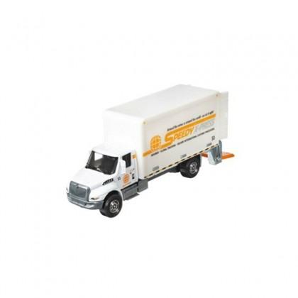 Matchbox Working Rigs International MV Box Truck (N3242)