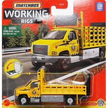 Matchbox Working Rigs 3500 Attenuator Truck (N3242)